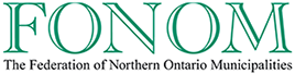 FONOM l The Federation of Northern Ontario Municipalities Logo